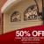 Spring Special - 50% off Clopay Garage Door Windows