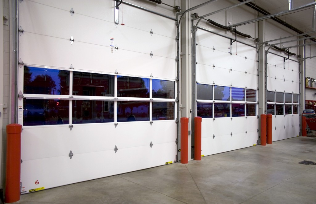 Commercial And Industrial Garage Doors By Aurora Overhead