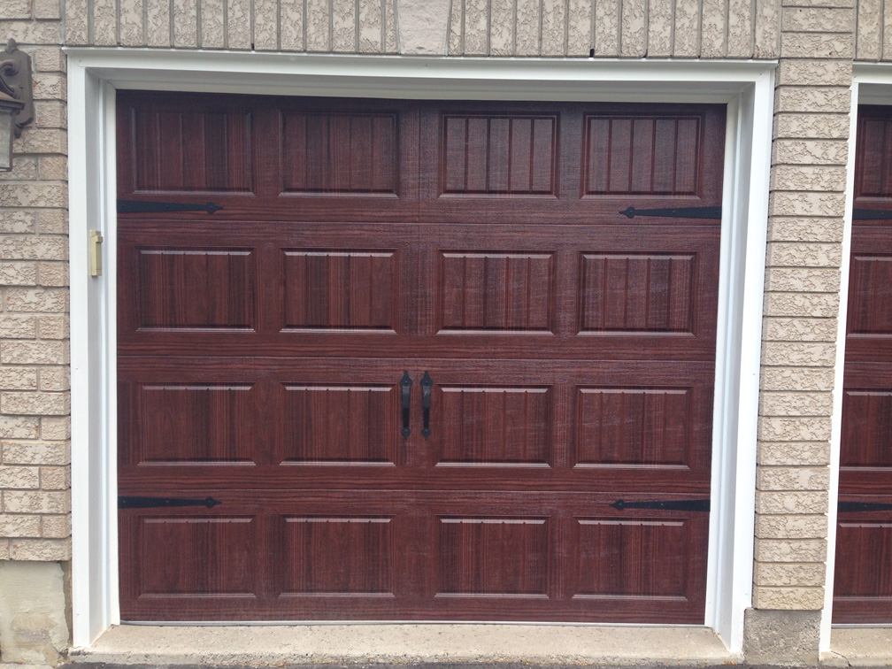 Amarr Oak Summit Garage Doors amarr doors - aurora overhead door