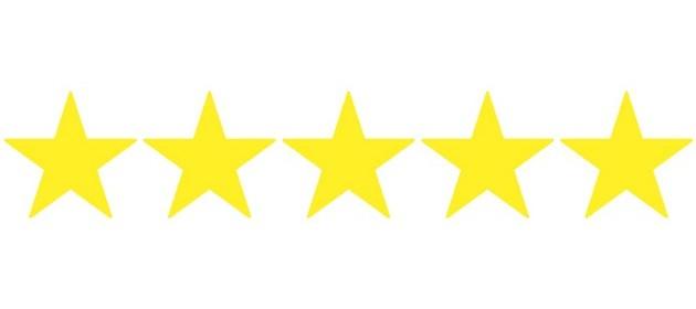 Image result for 5 stars