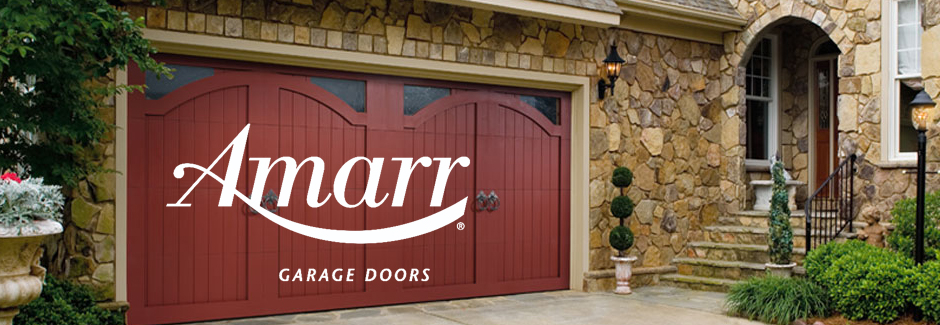 Amarr aurora overhead door for Garage door installation jobs