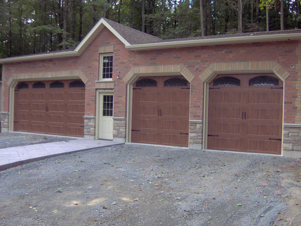 short garage the sterling windows how right a door problem clear repair white with traditional handle way panel to