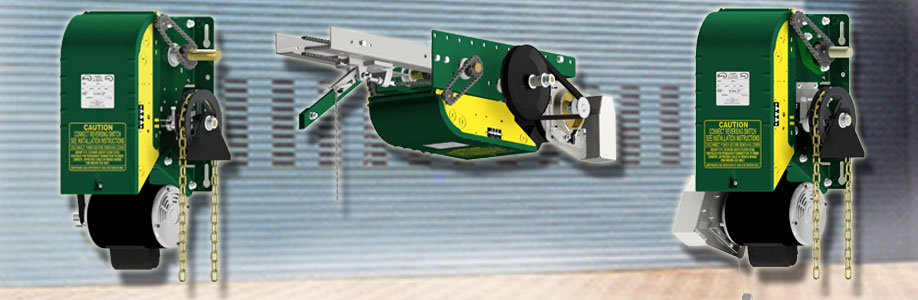 Commercial And Industrial Openers Aurora Overhead Door