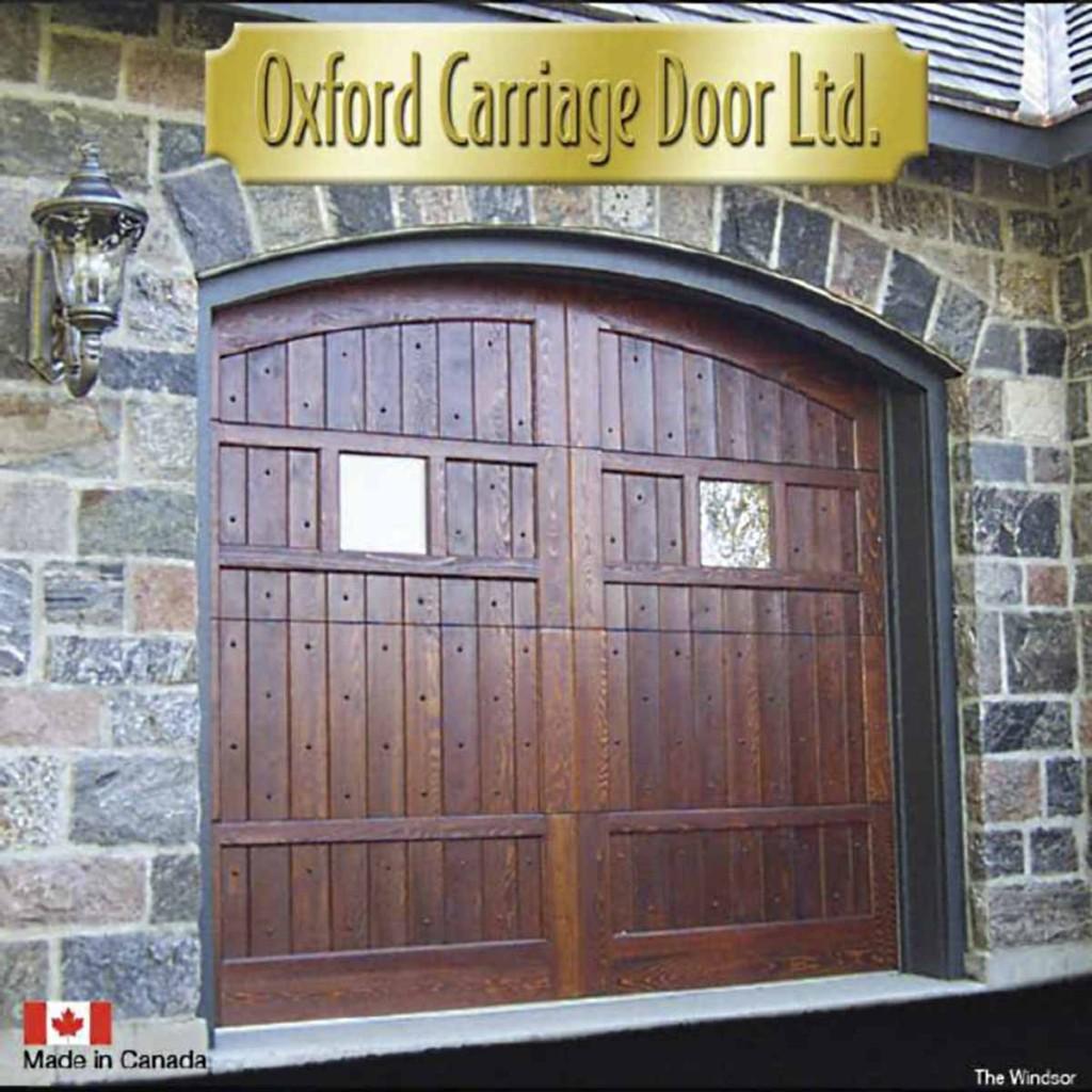 Oxford Carriage Doors Aurora Overhead Door