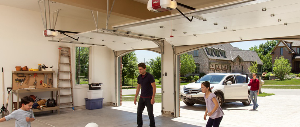 Aurora Overhead Doors Liftmaster. We Install Garage Door Openers