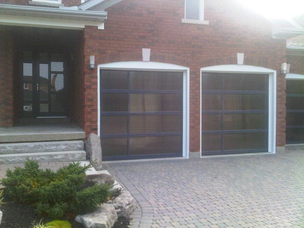 ... croskill polycarbonate doors ... & Croskill - Aurora Overhead Door