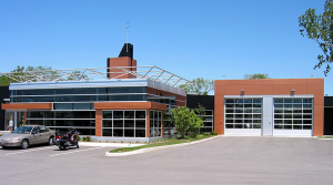 City of Toronto - EMS/Fire Station