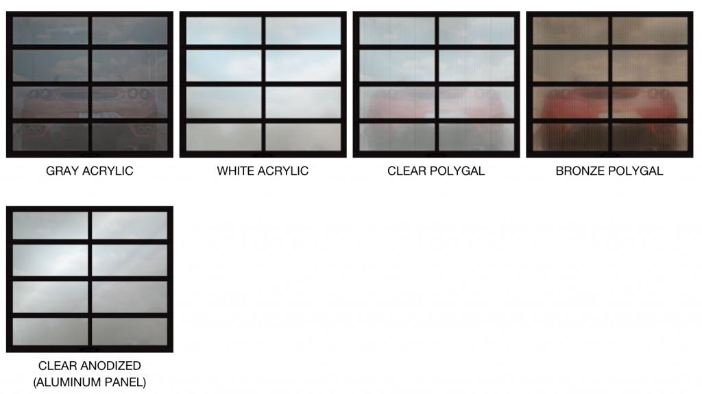 Cloay Avante door designs