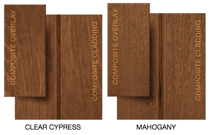 Canyon Ridge modern materials