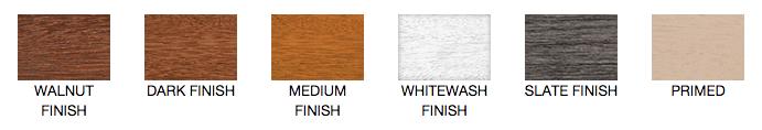 Canyon Ridge modern colours