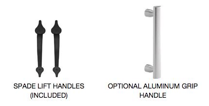 Canyon Ridge modern hardware